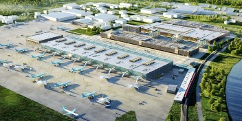Ramenskoye airport development