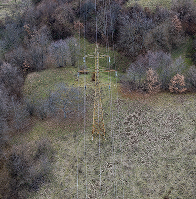 Aerial Power Line Inspections Yield Data in Romanian Pilot Project