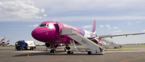 Baltic Ground Services to support Wizz Air operations at Vilnius International Airport