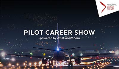New model of aviation job fair – Pilot Career Show