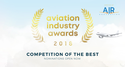 Annual Aviation Industry Awards 2018: winners announced