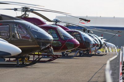 American helicopter market: increasing focus on flexible MRO solutions