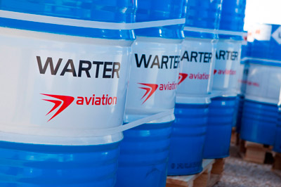 BGS to distribute WARTER aviation fuel in 6 European countries