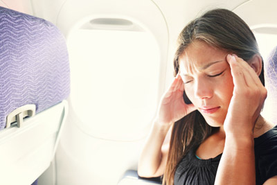 The reasons behind feeling cold in a blue airplane – a tour around passenger's subconscious
