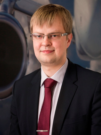 Mantas Vaskela, CEO of Laserpas