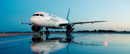 FL Technics enters Africa with Base Maintenance support for Afriqiyah Airways