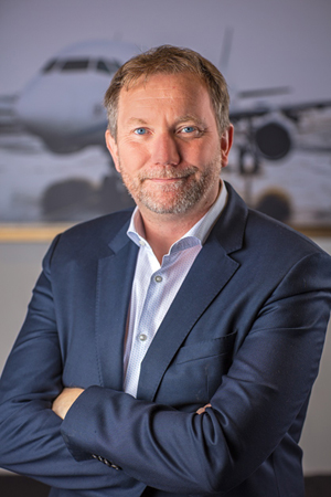 Gardard Forberg CEO of Avion Express