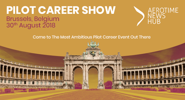 Pilot Career Show Brussels: complex initiative to meet ever-greater demand for pilots