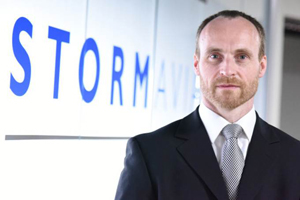 Thomas Buckley, CEO of Storm Aviation