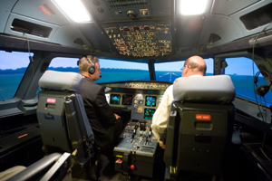 BAA Training A320 FFS gets certified by CAAC