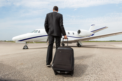 To fly or not to fly: a business traveller's dilemma