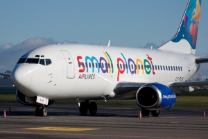 Small Planet Airlines - European Charter Airlines