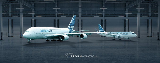 Storm Aviation launches Airbus A380 training for MRO staff at its new dedicated training facility