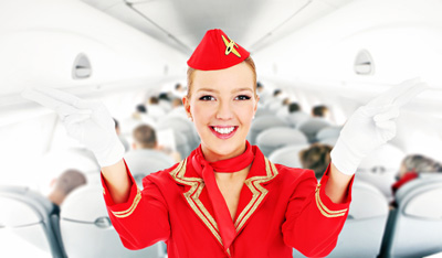 Flight attendant: aviation's most wanted