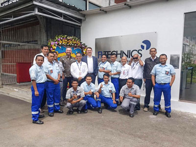 FL Technics officially opens its MRO centre in Jakarta, welcomes first customers