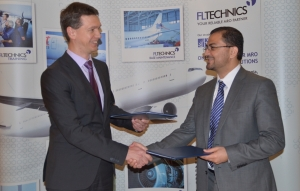 FL Technics and Ariana Afghan Airlines