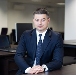 Gediminas Ziemelis, Chairman of the Board at Avia Solutions Group.