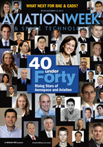 Гядиминас Жемялис, Aviation Week TOP40 UNDER40