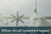 Military Aircraft Component Support