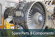 Aircraft Spare Parts Components