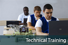Aircraft Technical Training