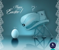 Happy Easter - Baltic Aviation Academy