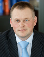 Linas Geguzis, Chief Executive Officer at Baltic Ground Services (Poland)