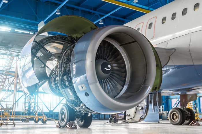 Locatory launches new service aircraft engine stands